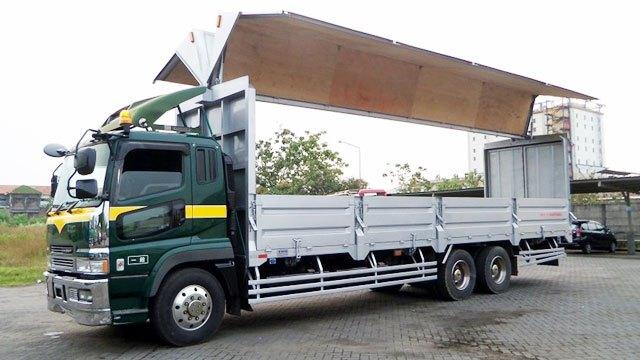 Hasil gambar untuk truk wingbox
